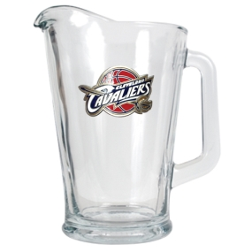Cleveland Cavaliers 60oz Glass Pitcher