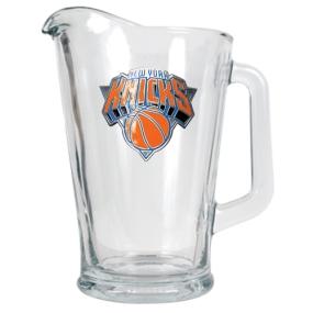 New York Knicks 60oz Glass Pitcher