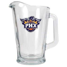 Phoenix Suns 60oz Glass Pitcher