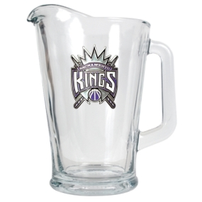 Sacramento Kings 60oz Glass Pitcher