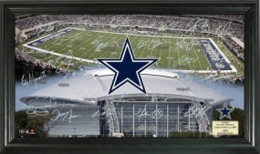 Dallas Cowboys Signature Gridiron
