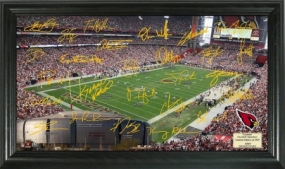 Arizona Cardinals Signature Gridiron