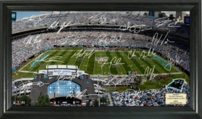 Carolina Panthers Signature Gridiron