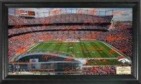 Denver Broncos Signature Gridiron