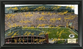 Green Bay Packers Signature Gridiron