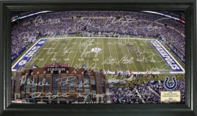 Indianapolis Colts Signature Gridiron