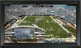 Jacksonville Jaguars Signature Gridiron