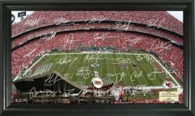 Kansas City Chiefs Signature Gridiron