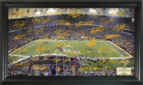 Minnesota Vikings Signature Gridiron