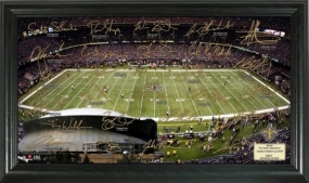 New Orleans Saints Signature Gridiron