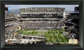 Oakland Raiders Signature Gridiron