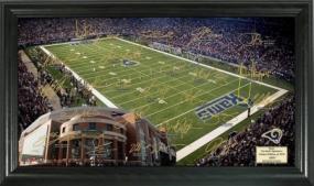 St. Louis Rams Signature Gridiron