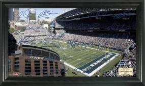 Seattle Seahawks Signature Gridiron