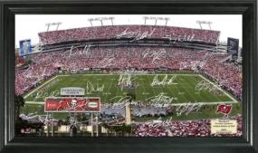 Tampa Bay Buccaneers Signature Gridiron
