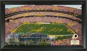 Washington Redskins Signature Gridiron