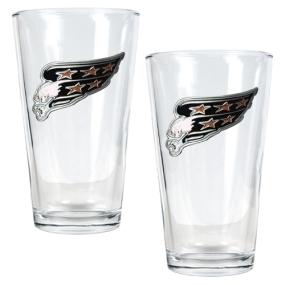 Washington Capitals 2pc Pint Ale Glass Set