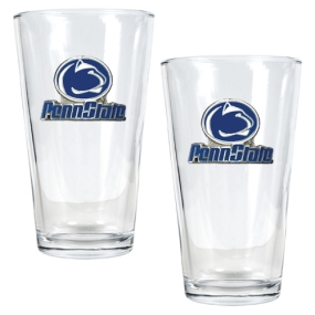 Penn State Nittany Lions 2pc Pint Ale Glass Set