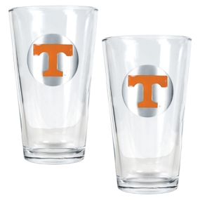 Tennessee Volunteers 2pc Pint Ale Glass Set