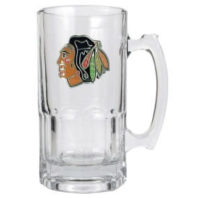 Chicago Blackhawks 1 Liter Macho Mug