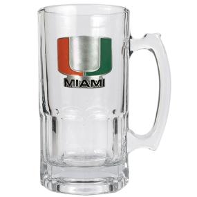Miami Hurricanes 1 Liter Macho Mug