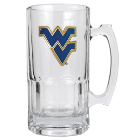 West Virginia Mountaineers 1 Liter Macho Mug