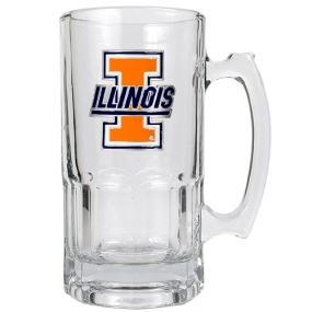 Illinois Fighting Illini 1 Liter Macho Mug