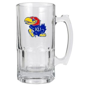 Kansas Jayhawks 1 Liter Macho Mug
