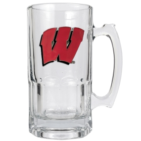 Wisconsin Badgers 1 Liter Macho Mug