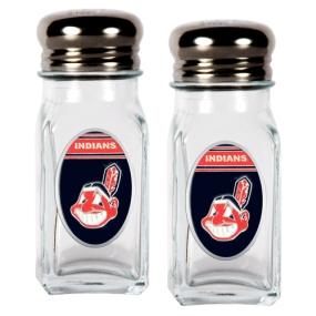 Cleveland Indians Salt and Pepper Shaker Set
