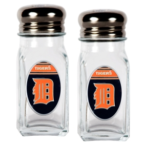Detroit Tigers Salt and Pepper Shaker Set