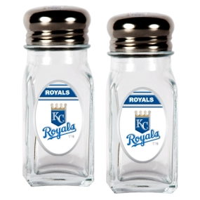 Kansas City Royals Salt and Pepper Shaker Set