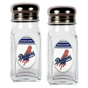 Los Angeles Dodgers Salt and Pepper Shaker Set