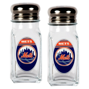 New York Mets Salt and Pepper Shaker Set