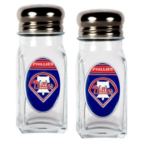 Philadelphia Phillies Salt and Pepper Shaker Set