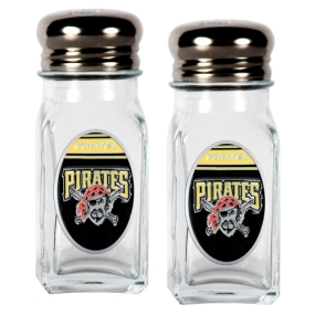Pittsburgh Pirates Salt and Pepper Shaker Set