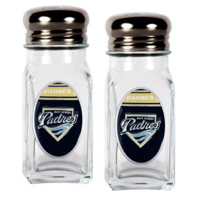 San Diego Padres Salt and Pepper Shaker Set