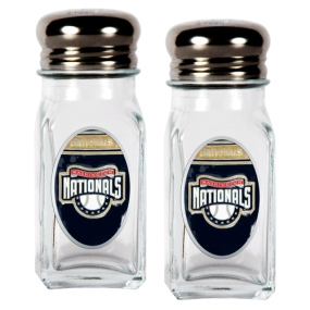 Washington Nationals Salt and Pepper Shaker Set