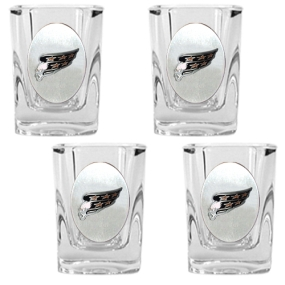 Washington Capitals 4pc Square Shot Glass Set