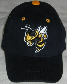 Georgia Tech Yellow Jackets Infant One Fit Hat