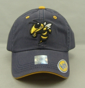 Georgia Tech Yellow Jackets Youth Crew Adjustable Hat