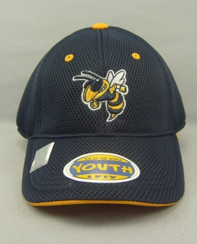 Georgia Tech Yellow Jackets Youth Elite One Fit Hat