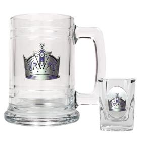 Los Angeles Kings Boilermaker Set