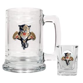 Florida Panthers Boilermaker Set