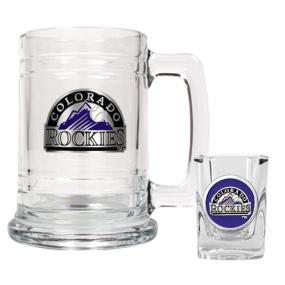 Colorado Rockies Boilermaker Set