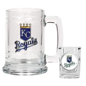 Kansas City Royals Boilermaker Set