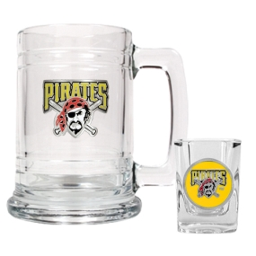 Pittsburgh Pirates Boilermaker Set