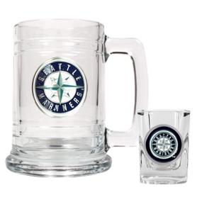 Seattle Mariners Boilermaker Set