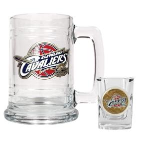 Cleveland Cavaliers Boilermaker Set