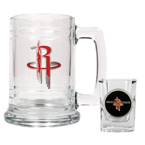 Houston Rockets Boilermaker Set