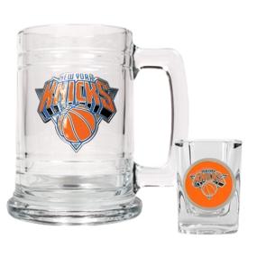 New York Knicks Boilermaker Set